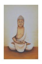 BUDDHA • 10x15 mit weißem Rand