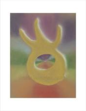 AGNI • Pastellkreide • Energie/Kraftbild