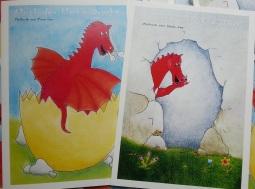 2 Malbücher zur Auswahl